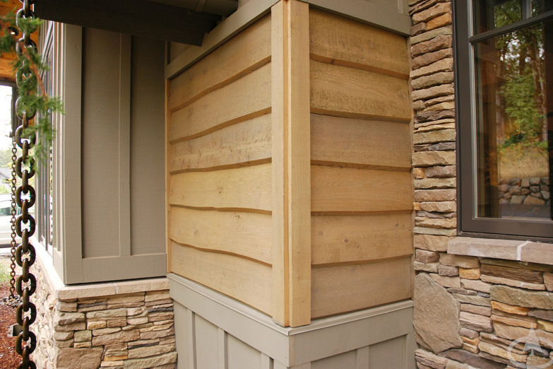 7 Popular Siding Materials To Consider: Cedar Wavy Edge Siding
