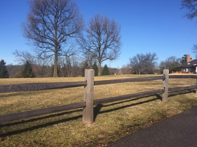 how to build a historic 4 rail split cedar fence