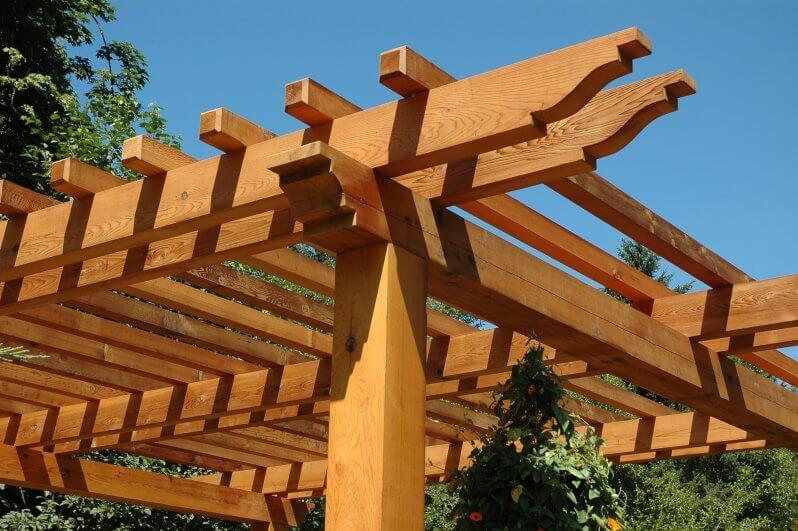 Cedar Timbers