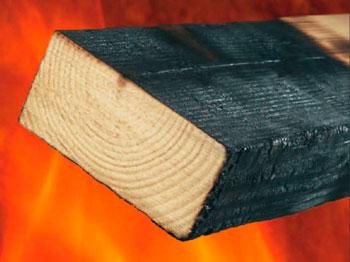 Fire Retardant Lumber