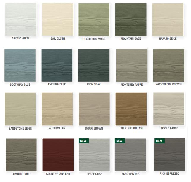 19 Lovely Quad Caulking Color Chart