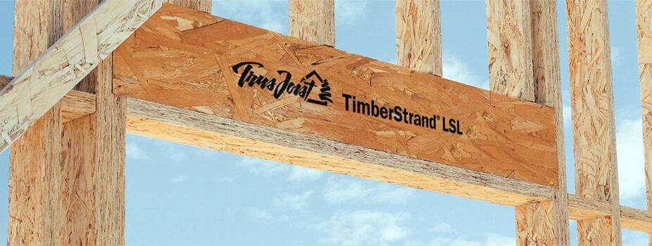 Lsl Timberstrand Headers Amp Beams