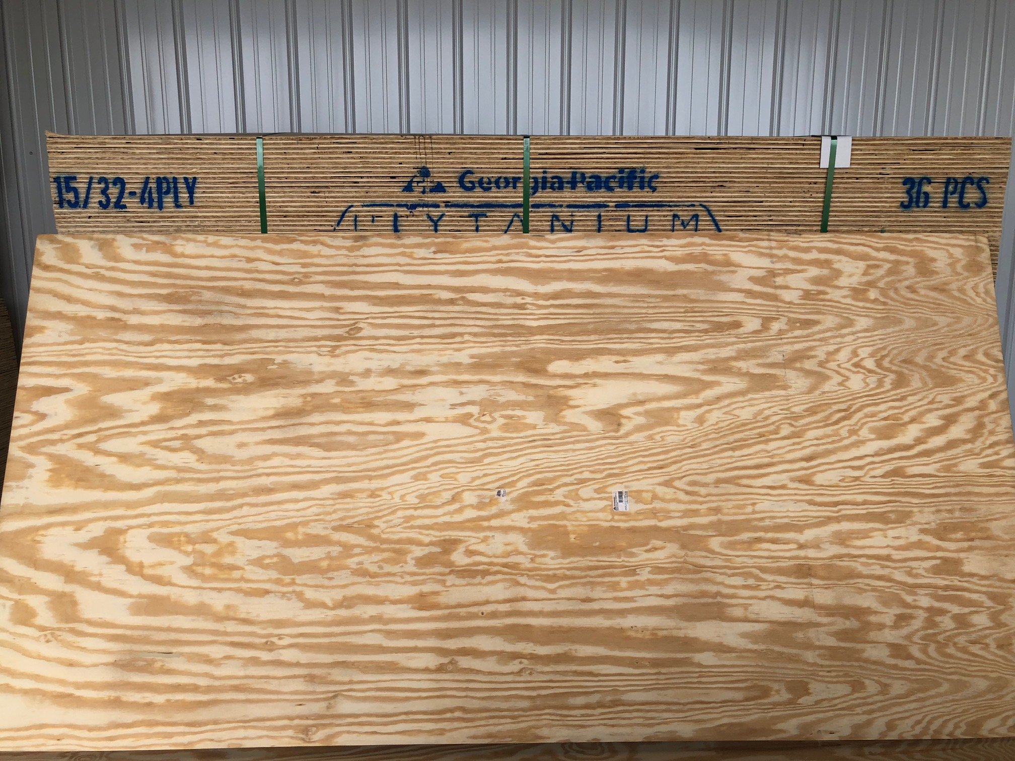BC Plywood Pine Will Have A Repaired Face That Has Removed Any Knots Or  Other Defects. Applications Include Exterior Sheathing, Soffits, Cabinets,  Shelving, ...